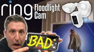 Ring Floodlight Cam | BEST Review - How to Install 2019💡💡💡