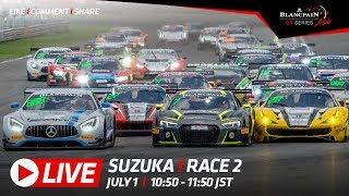 Blancpain_GT_Asia - Suzuka2018 Race 2 Full