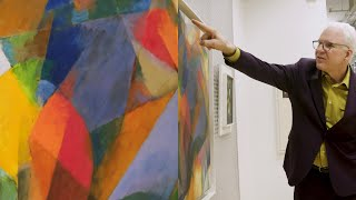 Steve Martin on how to look at abstract art | MoMA BBC | THE WAY I SEE IT