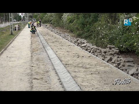 Elindult Kistarcsán a kerékpárút építése