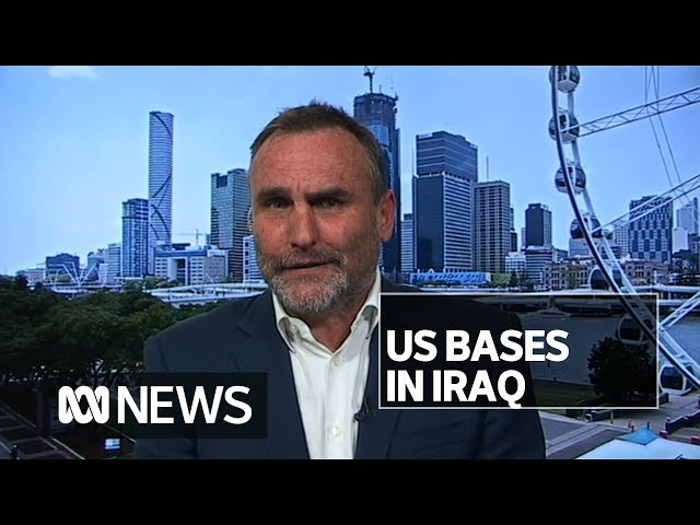 How important are the bombed Iraq military bases to US operations? | ABC News