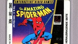 CGR Undertow   THE AMAZING SPIDER MAN Review For Game Boy