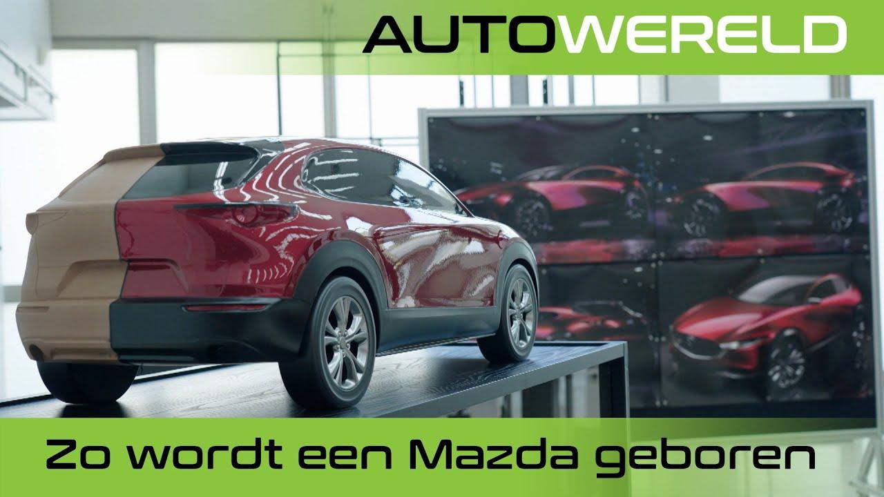 Exclusief: Een blik achter de schermen én in de toekomst; zo wordt een Mazda geboren |