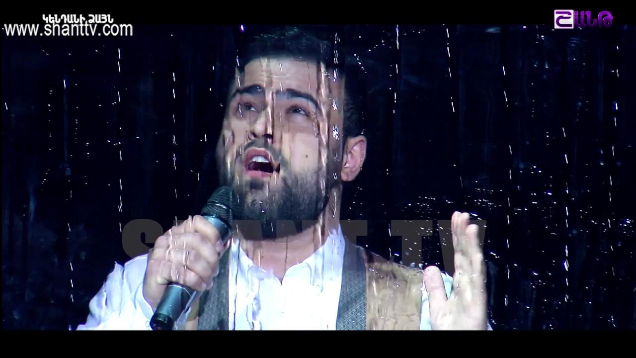 X-Factor4 Armenia-Gala Show 8-Abraham Khublaryan-Wiz Khalifa/See you again-09.04.2017