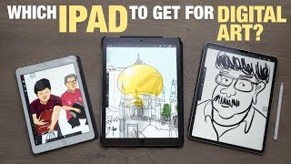 Which iPad to Get for Digital Art?