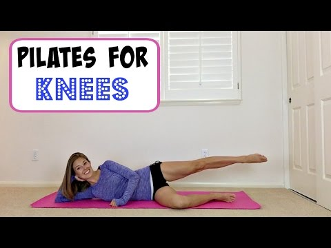 Knee Pain Exercises - Pilates for Knees