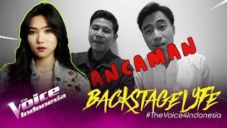 Keberadaan Isyana Sarasvati Dianggap Ancaman Backstage Lyfe 2 The Voice Indonesia Gtv 2019