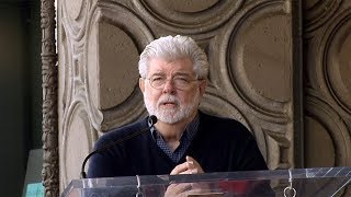 George Lucas Speech at Mark Hamill's Hollywood Walk of Fame Star Unveiling