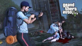 ZOMBIES!! (GTA 5 Mods)