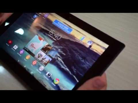 Sony Xperia Z2 Tablet, la video recensione