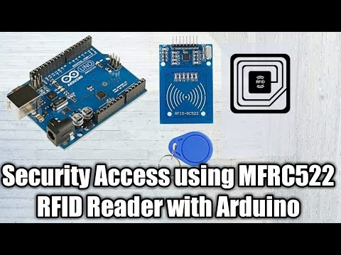 Download Arduino Rfid Sensor Mfrc522 Tutorial Video 3GP Mp4 FLV HD