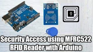 mfrc522 arduino library - मुफ्त ऑनलाइन