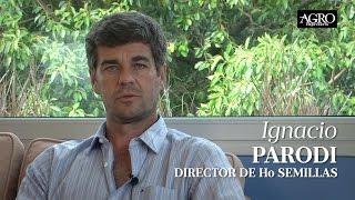 Ignacio Parodi - Director de Ho Semillas