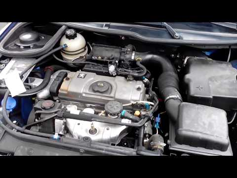 Peugeot 206 1.4l / 75 PS  ruckelt geht aus und springt nicht an