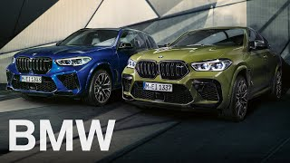 YouTube Video ow4CeB6PK1E for Product BMW X6 M & X6 M Competition Crossover (G06) by Company BMW in Industry Cars
