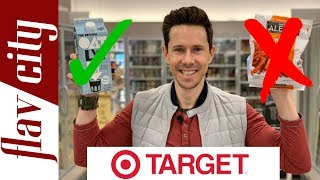 Target Spring Grocery Haul - 10 Healthy Items To Buy..And What To Avoid!