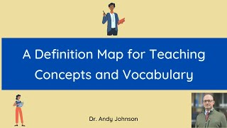Definition Map for Vocabulary Instruction