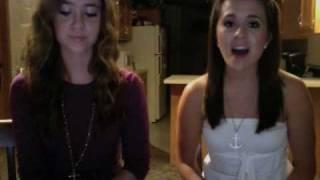 "Demi Lovato ""Catch Me"" by Megan and Liz"