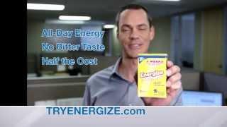 Energy Supplement sample