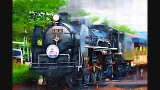 Video Noci jede starej vlak
