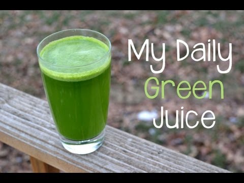 Video My Daily Green Juice