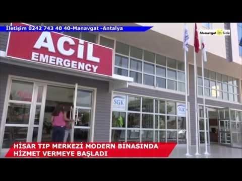 Özel Hisar Tıp Merkezi - Manavgat ANTALYA