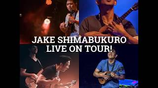 Jake On Tour!