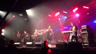 Angel Haze - Echelon (Live from Leeds Festival 2013)