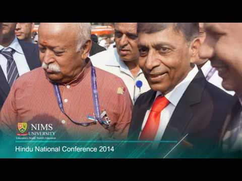 Hindu National Conference - NIMS University