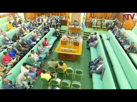 Arua Violence ; MPs Francis Zaake's condition shocks parliamentarians