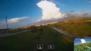 Learning FPV - Session 29 Trying Out Being Inverted