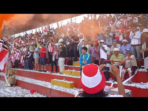 """""""VIDEO DE LA BARRA HUARALINA"""" Barra: La Banda del Pelícano • Club: Unión Huaral"""