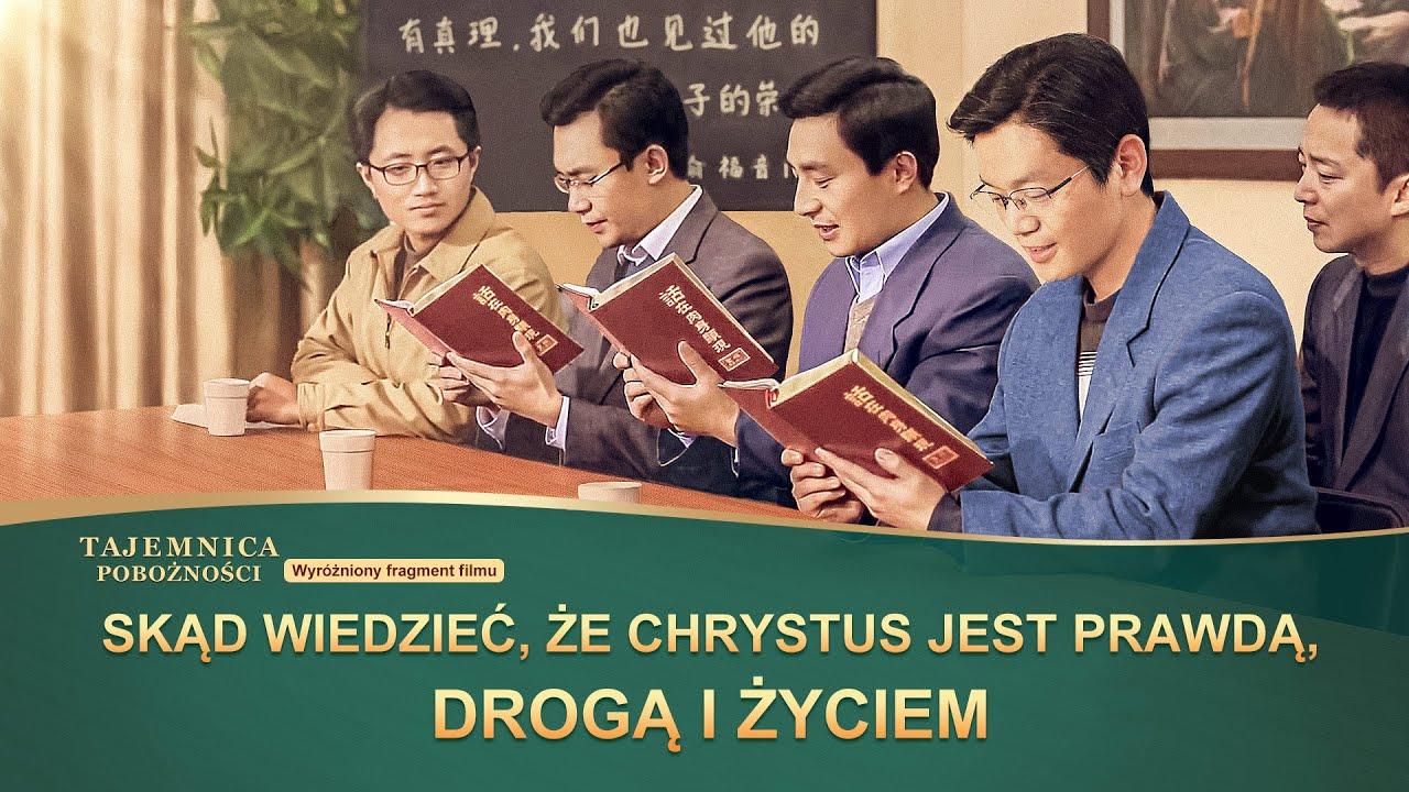 """Film ewangelia """"Tajemnica pobożności"""" Klip filmowy (5) – Skąd wiedzieć, że Chrystus jest prawdą, drogą i życiem"""