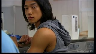 """Ninja Assassin"" 2009  Rain's (aka Jung Ji-hoon) Training"
