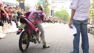 preview picture of video 'Drag bike Tulungagung 25 mei 2014'