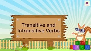 Transitive And Intransitive Verbs | English Grammar | Grade 5 | Periwinkle