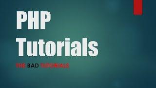 PHP & MySQL Tutorial - 40: Passing Values Through Query String