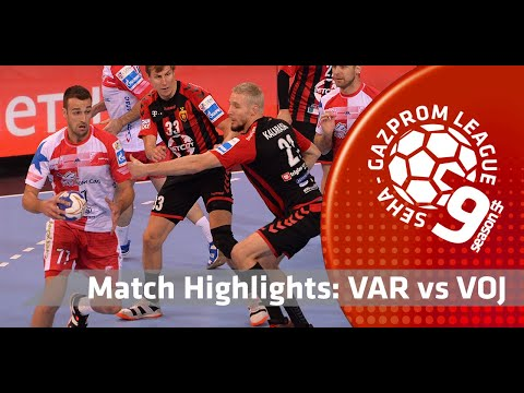 Match highlights: Vardar vs Vojvodina