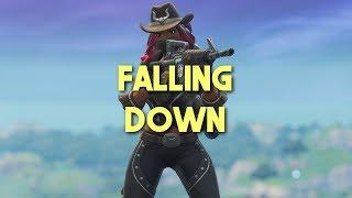 Fortnite Montage - Falling Down