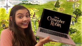 Christopher Robin Trailer Reaction and Review | My Life Fast Forward