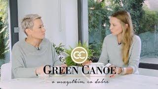 Jak mieć piękną skórę po 40stce! - ROZMOWY GREEN CANOE - Agnieszka Mielczarek