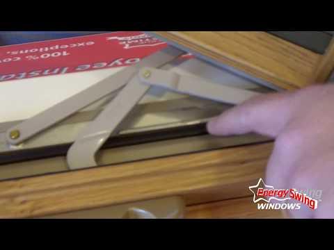 Overview of Energy Swing's Casement Windows