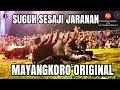 Download Lagu SUGUH SESAJI JARANAN - MAYANGKORO ORIGINNAL Live LAPANGAN TOSAREN 2019 Mp3 Free