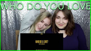 Monsta X   WHO DO U LOVE? Ft. French Montana REACTION  |  DeniseOnLine