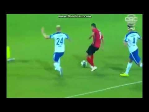Габала - MTK Будапешт 2:0. Видеообзор матча 21.07.2016. Видео голов и опасных моментов игры