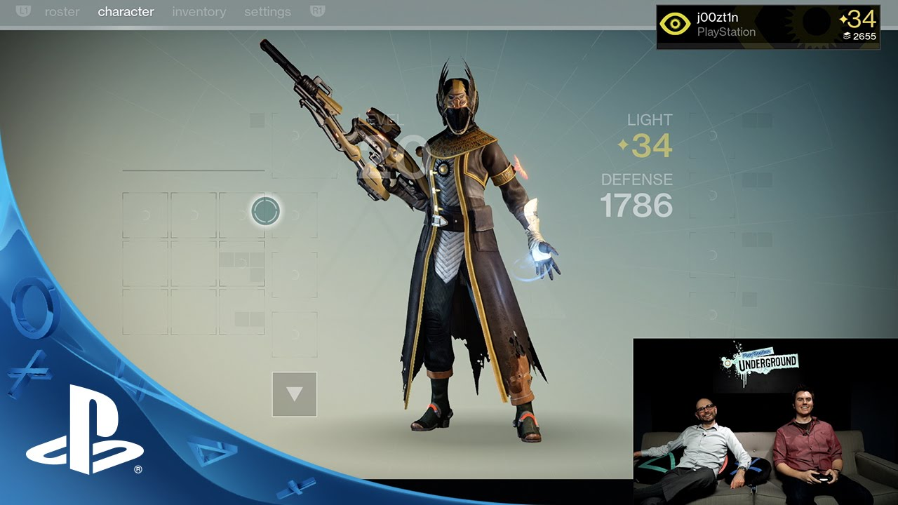 PlayStation Underground: Destiny and the House of Wolves