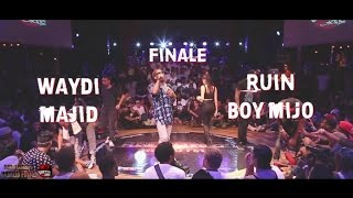 Majid & Waydi VS Ruin & Boy Mijo | FINAL