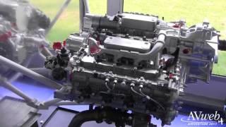 Aeromomentum, Aeromomentum Suzuki Aircraft Engine