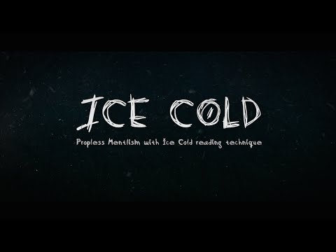Ice Cold by Morgan Strebler & SansMinds