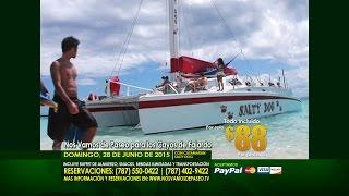 Excursión Catamaran Salty Dog - 28 junio 2015